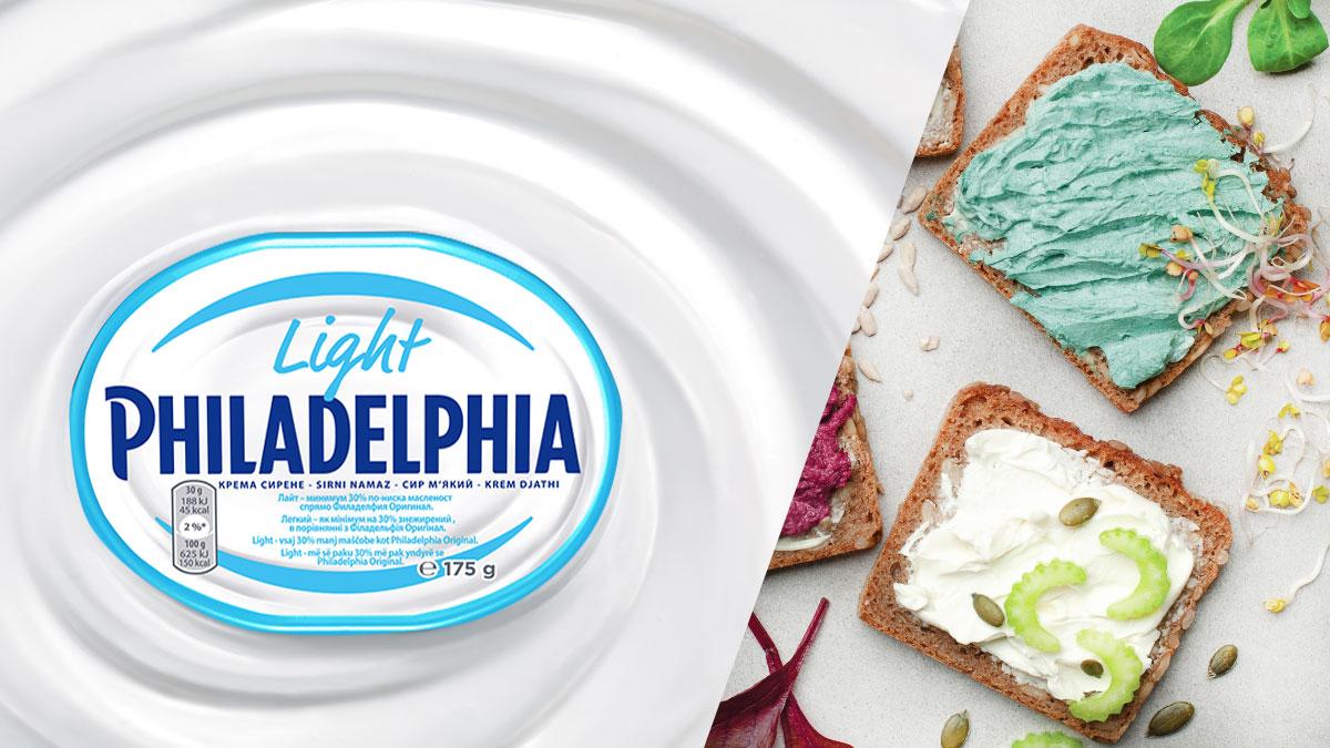 Šareni i zabavni sendviči s Philadelphia krem sirom